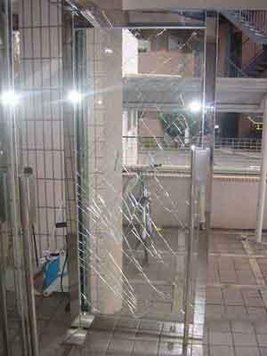 船橋市ガラス修理・交換のご案内