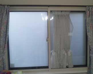市川市の戸建て住宅の二重窓