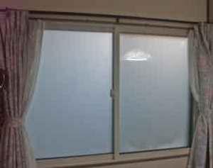 船橋市の一戸建てに内窓取付工事
