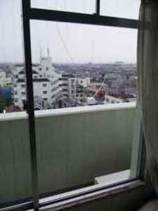 東京北区の線入りガラス割れ