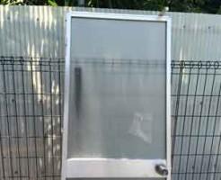 千葉市花見川区の浴室アクリル板修理交換前