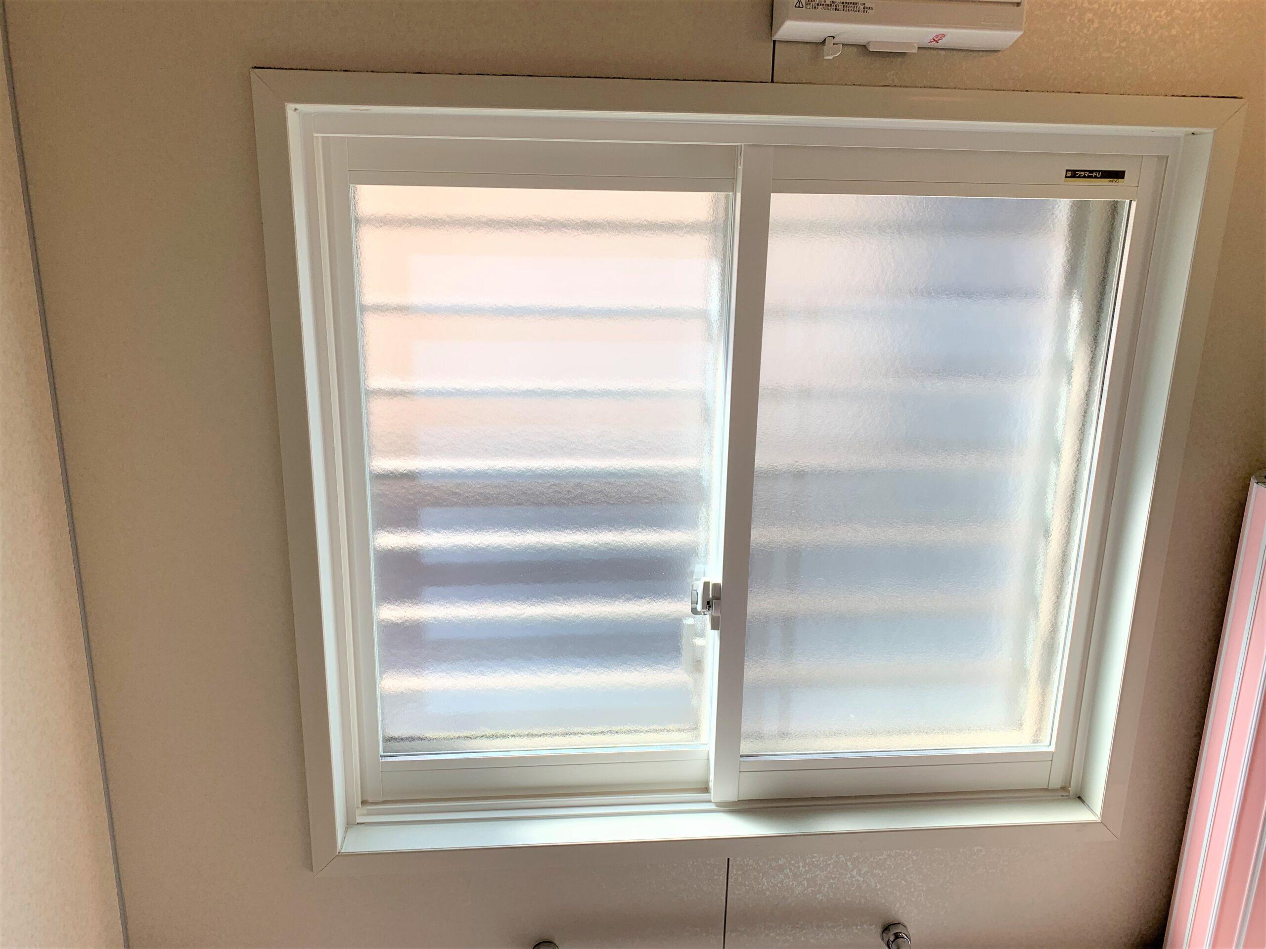 内窓浴室仕様